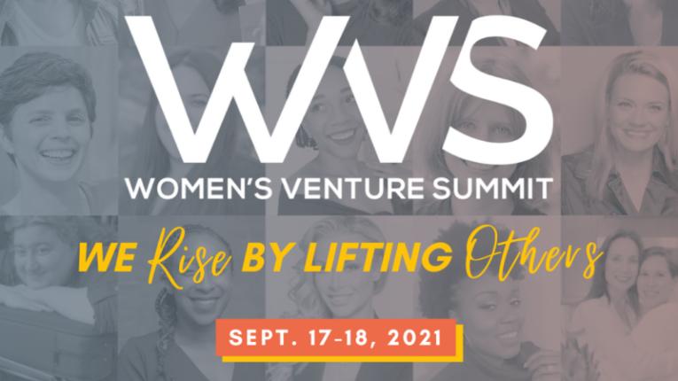 Women's Venture Summit 2021 Promo Flyer