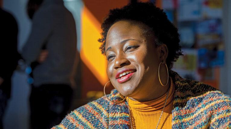 Image of Helen Adeosun, Founder & CEO of CareAcademy
